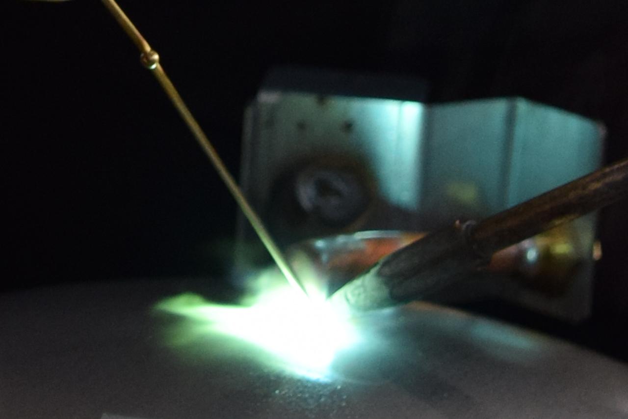 Brasatura azienda metalmeccanica, riscaldamento, condizionamento